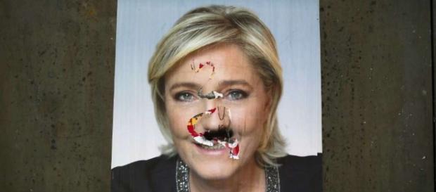 Le Pen's passion for politics, far-right values in her DNA - San ... - mysanantonio.com