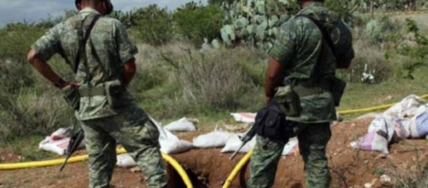 Los grupos criminales efectúan tomas en tuberías de la Pemex
