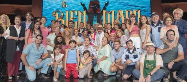 Presentación telenovela El Bienamado (Fotos) - Más Telenovelas - mastelenovelas.com