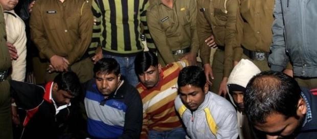 Quatro dos seis autores do crime foram condenados à morte