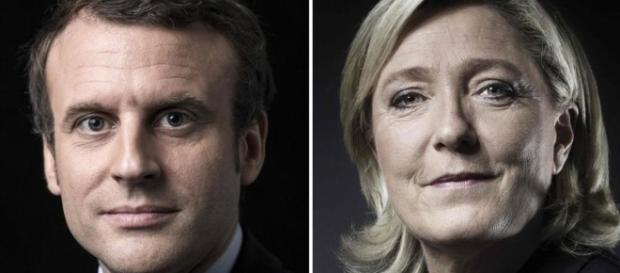 Voto in Francia, sarà un ballottaggio tra Macron e Le Pen - La Stampa - lastampa.it