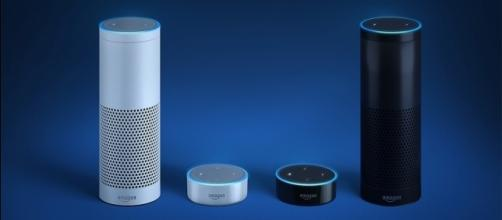 Amazon's Echo is powered by AI assistant Alexa /Photo via droid-life.com