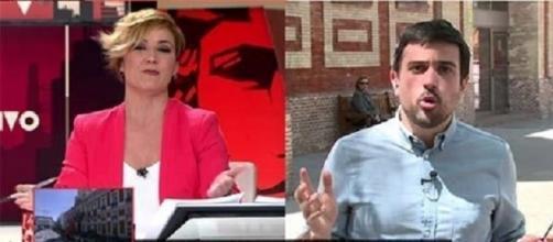Cristina Pardo y Ramón Espinar