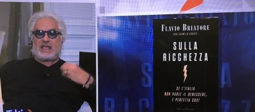 Flavio Briatore continua a dividere dopo le dichiarazioni a Tiki Taka