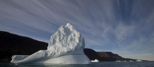 Grandes hielos comenzaron un proceso de derretimiento