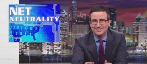 John Oliver Crashes FCC Website After Net Neutrality Segment | Variety - variety.com
