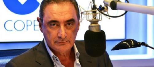 Juan Carlos Monedero critica a Carlos Herrera en la COPE