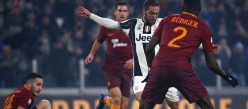 Juventus - Roma 1-0: decide l'eurogol di Higuain, bianconeri a + 7 ... - panorama.it