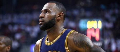 LeBron doesn't care who's next in line... - www.facebook.com/MJOAdmin