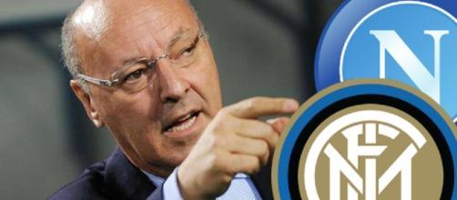 Marotta lascia perdere Conti, Inter e Napoli su di lui