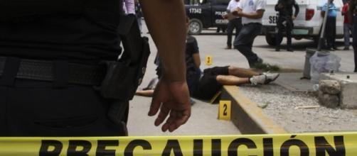 México, el más violento entre países del mundo