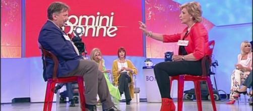 Uomini e Donne: Graziella ha lasciato il programma dopo il confronto don Manfredo