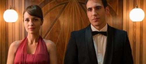 Velvet 4, i protagonisti Ana e Alberto