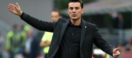 Vincenzo Montella, tecnico in uscita dal Milan