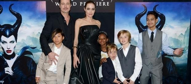 Brad Pitt talks Angelina Jolie, Christian faith, divorce, children - people.com