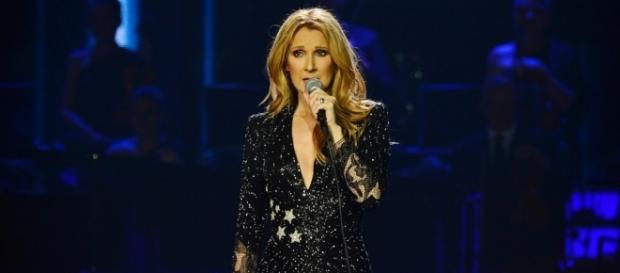 Celine Dion performance Live Veriety