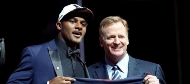 Deshaun Watson will compete for the starting job against Tom ... - greatlakesgro.com