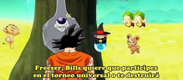 Dragon Ball Super 93: Freezer en el torneo universal