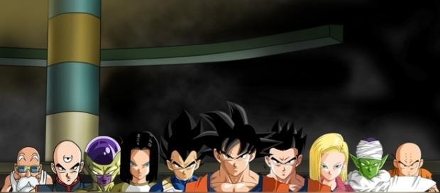 El nuevo equipo del séptimo universo.