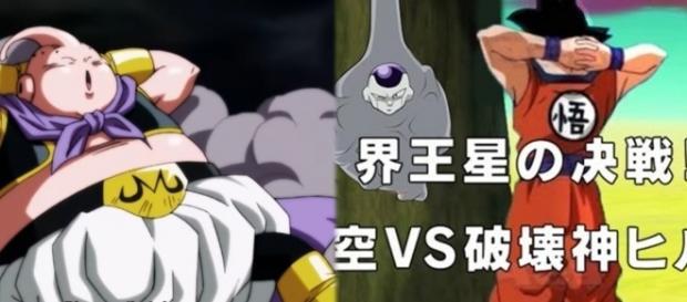 Freezer remplazará a Majin Buu en el torneo del poder.