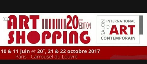 Invito al Carrousel Du Louvre.