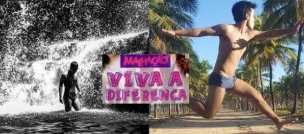 Protagonista de 'Malhação', Bruno Gadiol adora postar fotos sem camisa