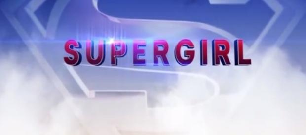 Supergirl tv show logo image via Flickr.com