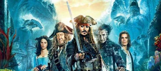 """Tra poco nelle sale il quinto capitolo della celebre saga de """"I Pirati dei Caraibi"""""""