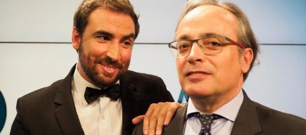 """Urdaci estrena 'La Contra': """"Competimos con 'El intermedio' con ... - diezminutos.es"""
