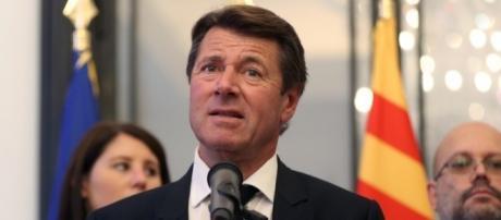 Christian Estrosi quitte la présidence de la Région PACA