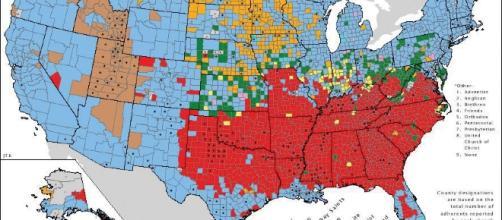 4.3 United States: Population and Religion | World Regional ... - umn.edu