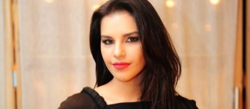 A atriz Mariana Rios moram em condomínio nos Jardins em SP