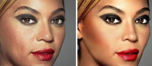 Até mesmo a diva Beyoncé utiliza o Photoshop