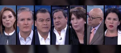 Candidatos al gobierno del Estado de México se encuentran en ... - televisa.com