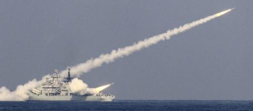 China tests new missile off the Korean peninsula (credits: Reuters)