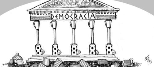 Democracia é um forma de governo