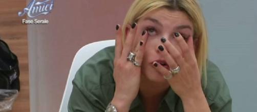 Emma Marrone in lacrime: tutta colpa del ballerino di Amici