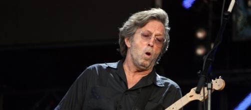 Eric Clapton, o guitarrista que influenciou Jimi Hendrix
