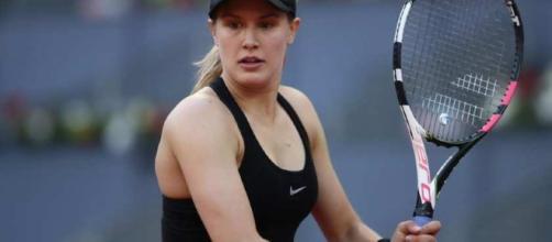 Eugenie Bouchard beats Alizé Cornet in first round of Madrid Open ... - montrealgazette.com