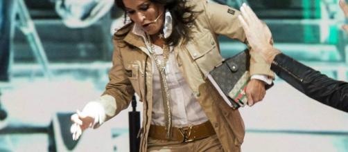GH VIP 5: Aida Nízar ajusta cuentas con Sandra Barneda y el marido ... - elconfidencial.com