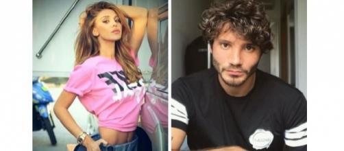 Gossip, Belen e Stefano: complicità e battutine al debutto di 'Selfie'.