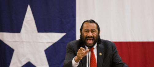 Houston Rep. Al Green calls for Trump's impeachment as other ... - dallasnews.com