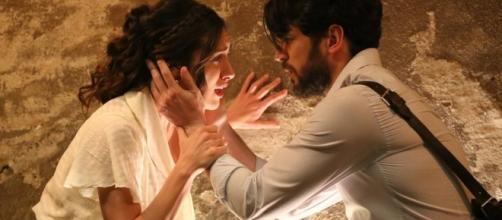 Il Segreto, trame 15-20 maggio: la fuga di Hernando e Camila