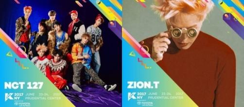 KCON 2017 NY' wraps up full lineup with final artists NCT 127 and ... - allkpop.com