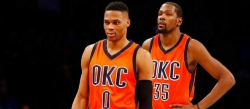 LA Lakers Rumors: Kevin Durant And Russell Westbrook In Los ... - inquisitr.com