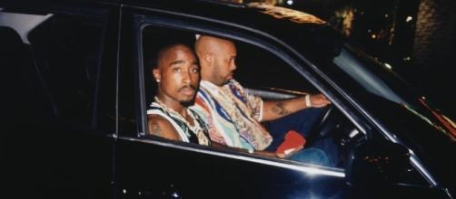 Last picture of Tupac shakur taken by photographer Leonard Jefferson