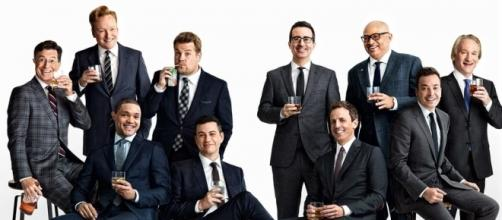 Late Night TV host - Photo: Blasting News Library - lastnighton.com