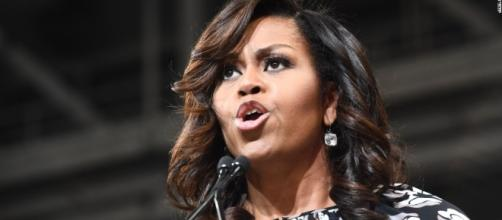 Michelle Obama fighting for closet space with Barack Obama! Photo: Blasting News Library - CNNPolitics.com - cnn.com