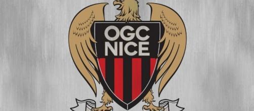 ogc nice logo embleme bilder, ogc nice logo emblemebild und foto ... - fussballbilder.net