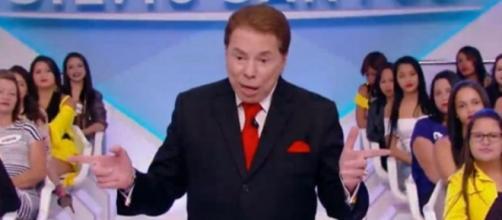 Sílvio Santos está sendo alvo de graves acusações